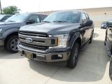 2018 Magnetic Ford F150 XLT SuperCab 4x4 #128633070