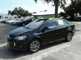 Chevrolet Sonic 2018 Data, Info and Specs