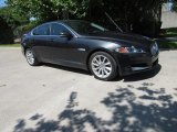 2013 Stratus Grey Metallic Jaguar XF I4 T #128633158