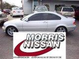 2004 Titanium Silver Metallic BMW 3 Series 330i Coupe #12856509