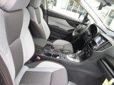 Subaru Crosstrek Interiors