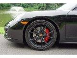 2018 Porsche 911 Carrera 4S Coupe Wheel