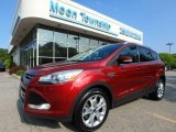 2014 Ruby Red Ford Escape Titanium 2.0L EcoBoost 4WD #128671114