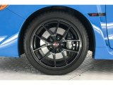 Subaru WRX 2016 Wheels and Tires