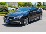 2019 Acura TLX V6 Advance Sedan Data, Info and Specs