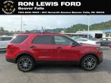 2016 Ruby Red Metallic Tri-Coat Ford Explorer Sport 4WD #128695381