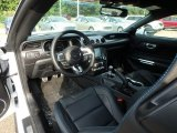 2019 Ford Mustang GT Premium Fastback Ebony/Recaro Leather Trimmed Interior