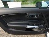 2019 Ford Mustang GT Premium Fastback Door Panel