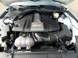 2019 Ford Mustang GT Fastback 5.0 Liter DOHC 32-Valve Ti-VCT V8 Engine