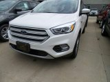 2018 White Platinum Ford Escape SEL #128695539