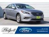 2017 Shale Gray Metallic Hyundai Sonata SE #128695461
