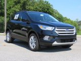 2018 Shadow Black Ford Escape SEL 4WD #128695409