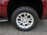 GMC Yukon 2018 Wheels and Tires