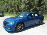 2018 Chrysler 300 Ocean Blue Metallic