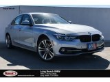 2018 Glacier Silver Metallic BMW 3 Series 330i Sedan #128717675