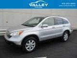 2009 Alabaster Silver Metallic Honda CR-V EX-L 4WD #128717532