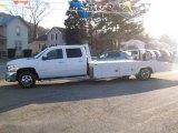 2008 Chevrolet Silverado 3500HD LT Crew Cab Chassis Car Hauler Data, Info and Specs