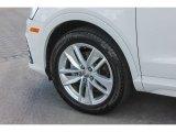 Audi Q3 Wheels and Tires