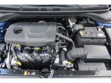 Hyundai Accent Engines