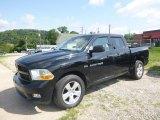 2012 Black Dodge Ram 1500 ST Crew Cab 4x4 #128737854