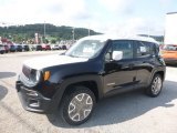 2018 Black Jeep Renegade Latitude 4x4 #128737838
