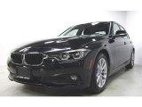 2018 Black Sapphire Metallic BMW 3 Series 320i xDrive Sedan #128737716
