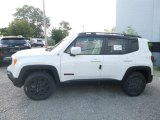 2018 Alpine White Jeep Renegade Trailhawk 4x4 #128737833