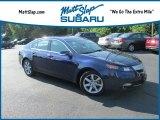 2013 Fathom Blue Pearl Acura TL  #128737897
