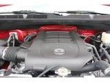 2018 Toyota Tundra Limited CrewMax 5.7 Liter i-Force DOHC 32-Valve VVT-i V8 Engine