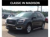 2013 Cyber Gray Metallic GMC Acadia SLE AWD #128766313