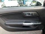 2019 Ford Mustang GT Fastback Door Panel