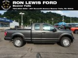2018 Magnetic Ford F150 XL SuperCab 4x4 #128766202