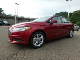 2018 Ford Fusion Ruby Red
