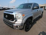 2014 Magnetic Gray Metallic Toyota Tundra SR5 Double Cab #128793174