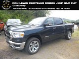 2019 Maximum Steel Metallic Ram 1500 Big Horn Crew Cab 4x4 #128793009