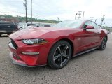 2018 Ford Mustang Ruby Red