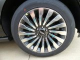 Lincoln Navigator 2018 Wheels and Tires