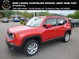 2018 Colorado Red Jeep Renegade Latitude 4x4 #128793022