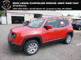 2018 Colorado Red Jeep Renegade Latitude 4x4 #128793021