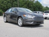2018 Magnetic Ford Fusion SE #128814547