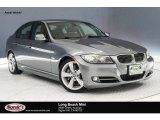 2011 Space Gray Metallic BMW 3 Series 335i Sedan #128814632