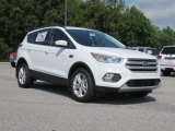 2018 Oxford White Ford Escape SEL #128814544