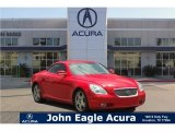 2003 Absolutely Red Lexus SC 430 #128814506