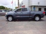 2008 Slate Gray Metallic Toyota Tundra SR5 Double Cab #12856507