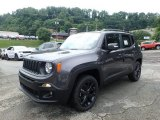 2018 Granite Crystal Metallic Jeep Renegade Latitude 4x4 #128814663