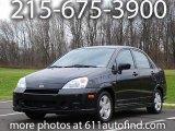 2002 Suzuki Aerio Black Onyx