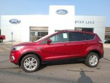 2018 Ruby Red Ford Escape SE 4WD #128837941