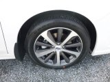 Subaru Legacy 2019 Wheels and Tires