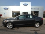 2018 Magnetic Ford Fusion SE #128837938