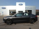 2018 Magnetic Ford Fusion S #128837937
